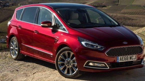Ford обновил Galaxy и S-Max. Новый дизельный мотор, трансмиссия и системы безопасности