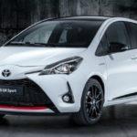 Пара Toyota Yaris GR Sport и Y20 украсит юбилей хэтчбека