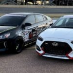 Hyundai подготовил для тюнинг-фестиваля специальные версии Veloster N и Ioniq