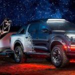 Пикап Nissan Navara превратили в мобильную обсерваторию