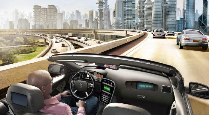 Автономное вождение: Просто отпусти руль