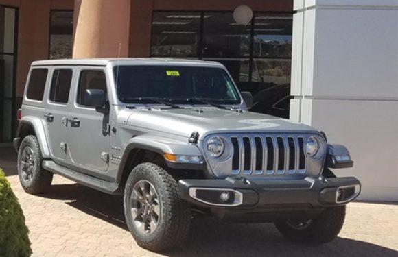 Скандальный Jeep Wrangler снова отзывают