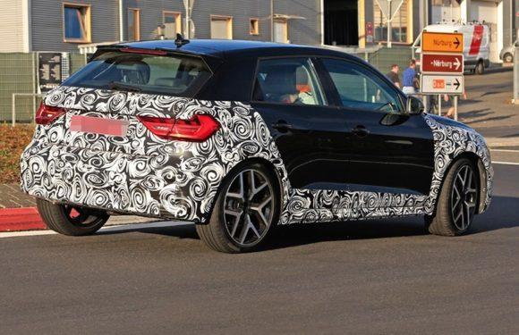 Audi A1 allroad quattro увидит свет уже в следующем году