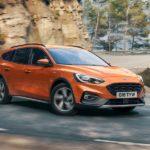 Ford Focus стал внедорожником