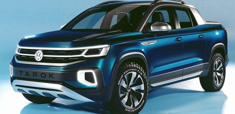 Volkswagen делает ставку на пикапы