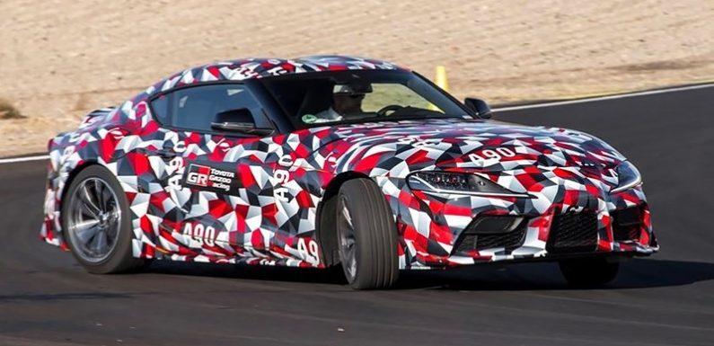 Toyota Supra возвращается. Скоро дебют в Детройте