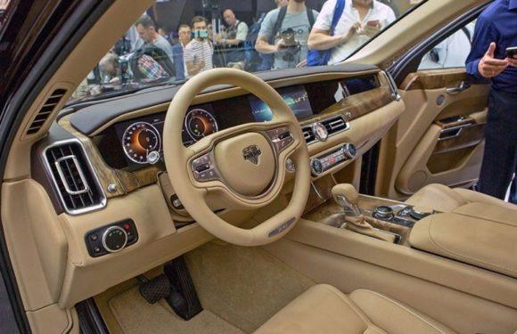 В автомобилях Aurus зашиты внедорожные режимы