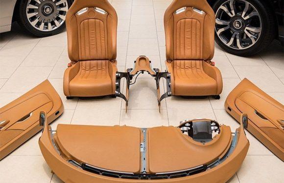 Запчасти для Bugatti теперь можно купить на eBay