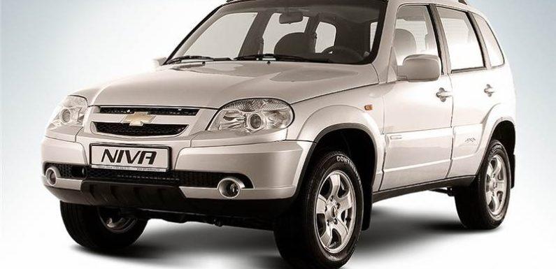 Chevrolet Niva – живем на консервах