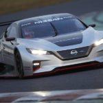 Nissan Leaf «зарядили»