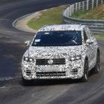 Volkswagen тестирует заряженного «малыша»