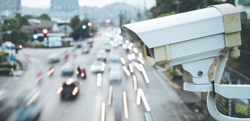 Дорожные камеры посчитают автомобили