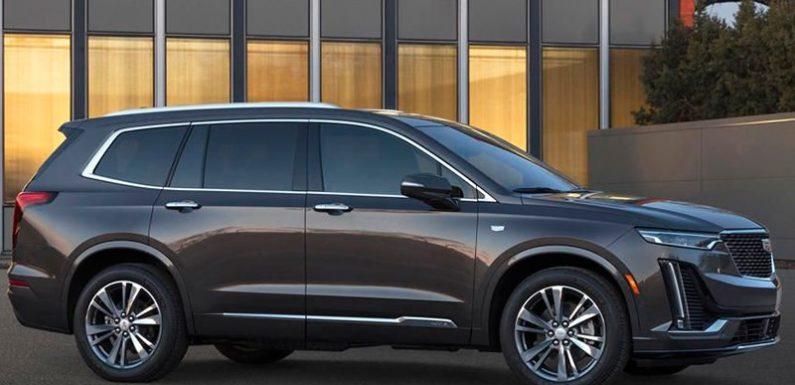 Представлен Cadillac XT6