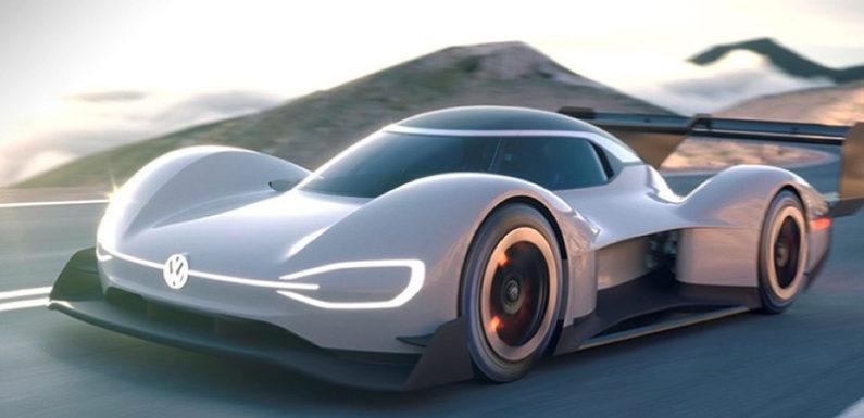 Volkswagen показал автомобиль для рекордов