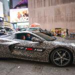 Новый Chevrolet Corvette: официальные снимки