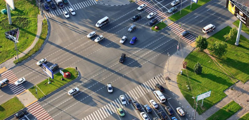 В России могут появиться платные перекрёстки