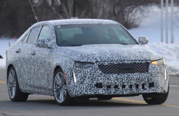 Названа дата мировой премьеры Cadillac CT4-V и CT5-V
