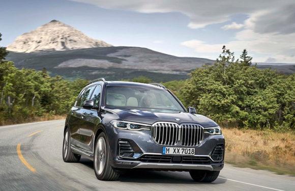 BMW ведёт работу над новым кроссовером X8