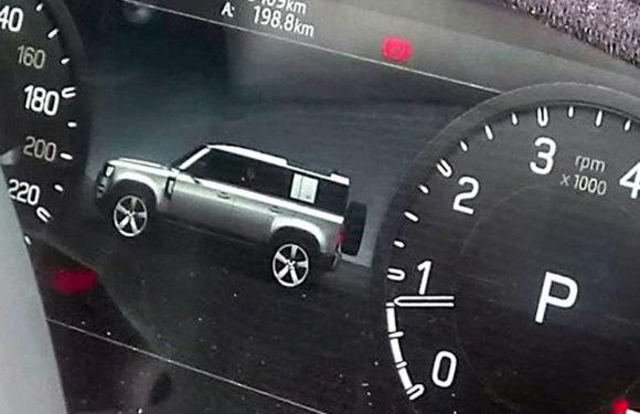 Провал: Land Rover Defender раскрыл себя сам