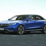 Mercedes готовит конкурента Tesla