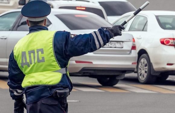 Московские водители стали дисциплинированней