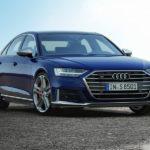 Новый Audi S8 приедет в Россию в следующем году