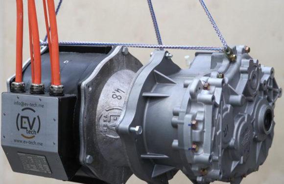 В России изобрели уникальный двигатель для электромобилей