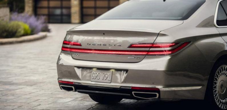 Лазерный автопилот Genesis, опровержение ухода Nissan из Европы и новый родстер Lamborghini: главное за неделю
