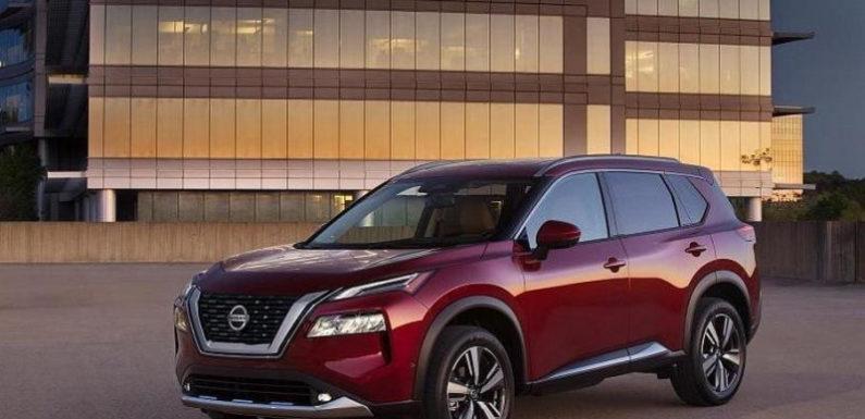 Nissan показал новый X-Trail на официальных снимках