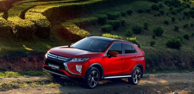 Mitsubishi готовит пять новинок