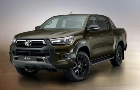 Toyota готовит две новинки для России