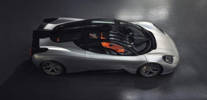 «Преемник» McLaren F1 получит версию для трека