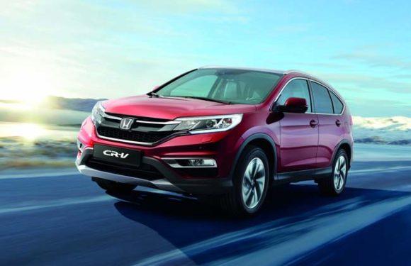 Honda представила европейскую версию CR-V