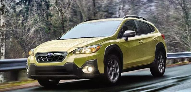 Обновленный Subaru XV: подробности