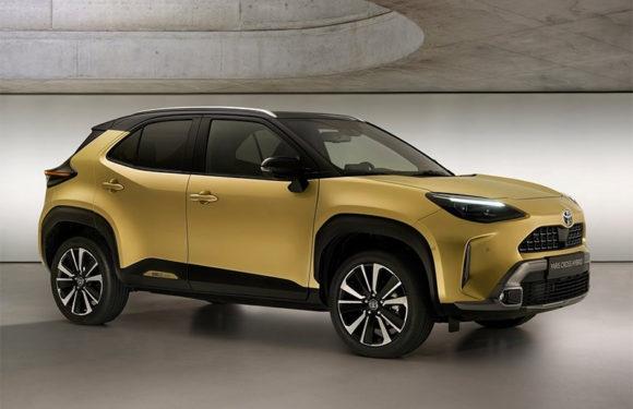 Toyota Yaris Cross получил версию для бездорожья