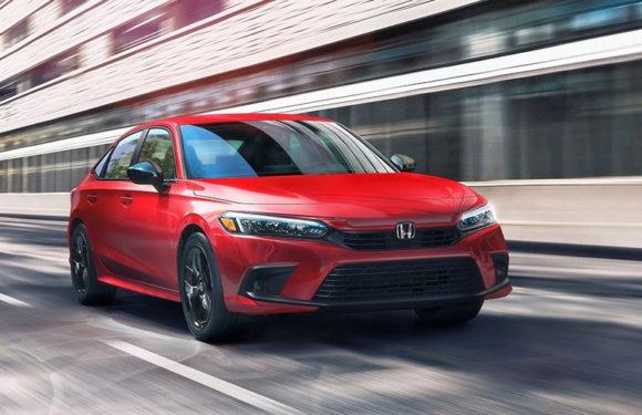 Представлен новый Honda Civic